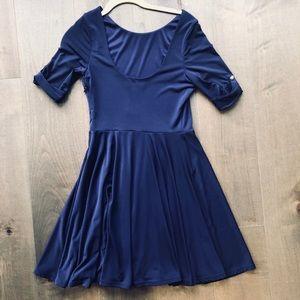 Little blue dress from Express